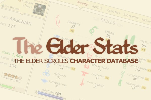 The Elder Stats photo